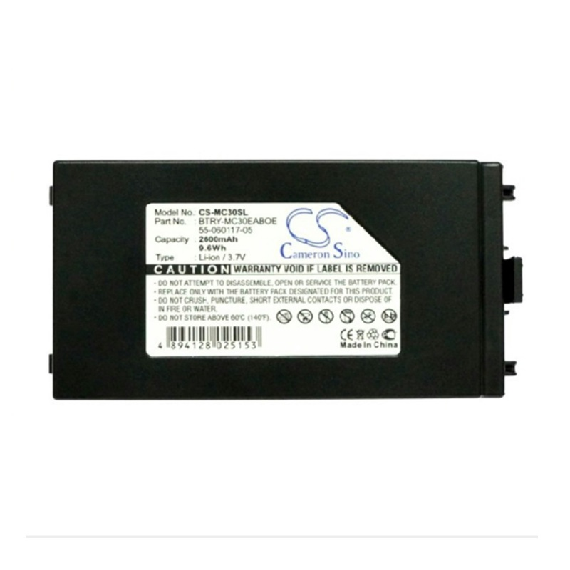 New <font><b>Battery</b></font> 3.7V 2600mAh for Symbol MC30,MC3000,MC3070,<font><b>MC3090</b></font>,Laser Li-Polymer Rechargeable Replacement MC30LA+Track Code image
