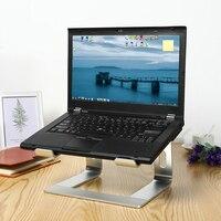 Подставка-держатель для ноутбука из алюминиевого сплава, подставка для ноутбука, подставка-держатель с охлаждением для Macbook Air, портативная ...