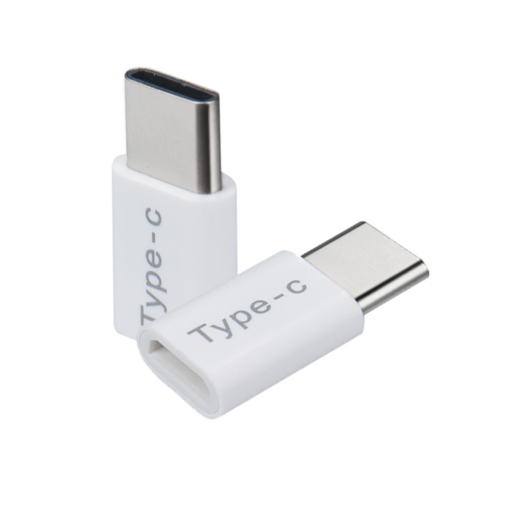 1PCS Mobile Phone Adapter Micro USB To USB C Adapter Microusb Connector For Huawei Xiaomi Samsung Galaxy A7 Adapter USB Type C