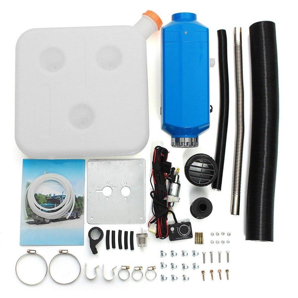 Réchauffeur Diesel d'air de véhicule de Schalter d'affichage à cristaux liquides d'utilisation Durable de 12V 8000W pour des voitures