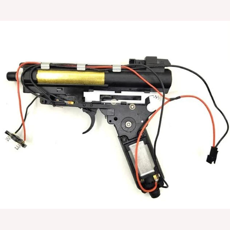 Zhenduo Toy Original 3TH Gearbox For GEN11 AK Gel Ball Blaster Toy Gun Accessories
