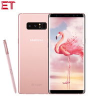 Global Version Samsung Galaxy Note8 N950F 4G Mobile Phone 6GB RAM 64GB ROM Snapdragon835 6.31440x2960 3300mAh NFC Android Phone