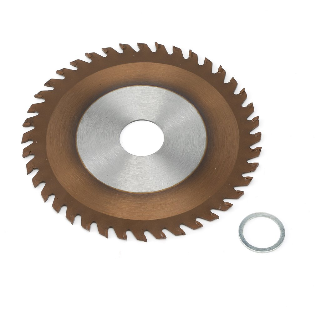 Metal Coating Woodworking Saw Blade Circular High Speed Steel Tipped Wood Cutting Discs Carbide Saw Blade 30T/40T/60T