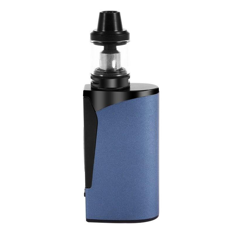 Newest Seal 100W Vape Kit 3000Mah with LED Screen USB Charger Box Mod Pen E Cig Smoke Huge Vapor Electronic Cigarette Vape Kit