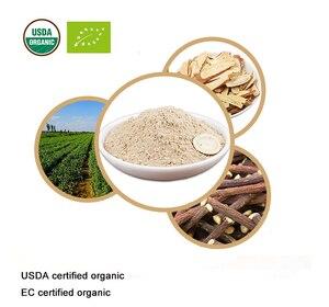Image 3 - USDA e CE Certified Organic Liquirizia in polvere