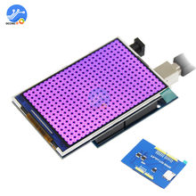 Pantalla a todo Color para Arduino UNO Mega2560, 3,5x480, TFT, módulo de pantalla LCD, RGB, ILI9486, controlador IC, sin pantalla táctil