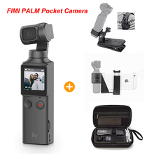 FIMI PALM Pocket Camera 4K HD 3 Axis Handheld Action Gimbal Camera Stabilizer Portable Gimbal Camera