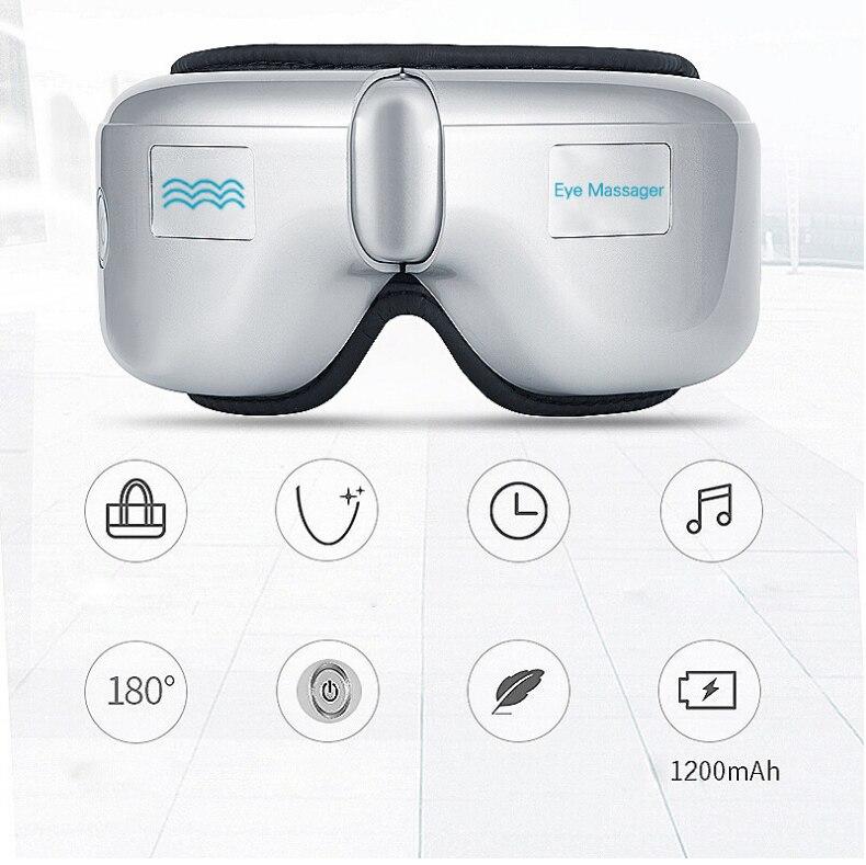 Massagem nos olhos spa instrumento elétrica pressão
