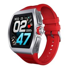 2021 M1 Смарт-часы для мужчин и женщин, 24 часа, пульсометр, IP68 Водонепроницаемые Смарт-часы для телефона Android IOS, PK TK18 часы