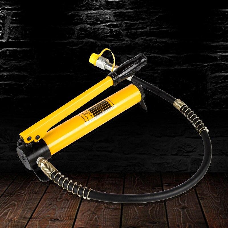 CP-180 pompe hydraulique manuelle pompe hydraulique Portable petite pompe hydraulique manuelle