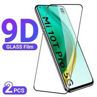 Volle Abdeckung Gehärtetem Glas Für Xiaomi Mi 11 Ultra 11i Lite Screen Protector Xioami Mi 10T 10 Pro 5S CC9e Volle MAX 2 Hinweis 3 Spielen