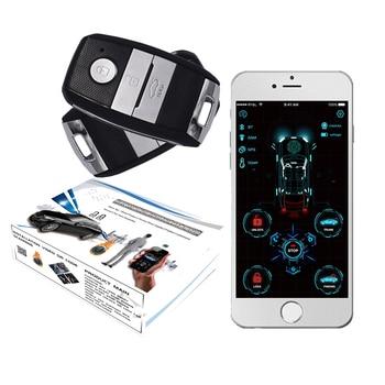 Cardot 4g gps Keyless Entry Pke Avviamento A Distanza del sistema di Allarme Auto Intelligente Arresto di Inizio del motore Cardot Distributor