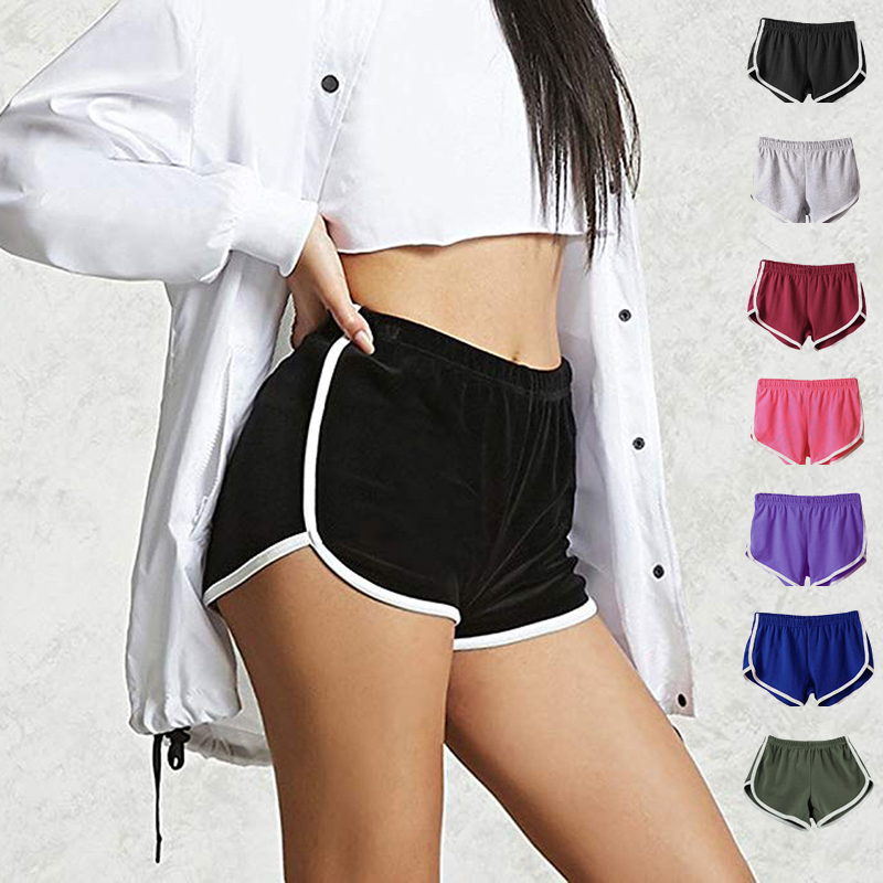 NIBESSER Multi colors Multi size Fitness Casual Straight Wild Shorts European And Sexy Summer Shorts Home Shorts|Shorts| - AliExpress