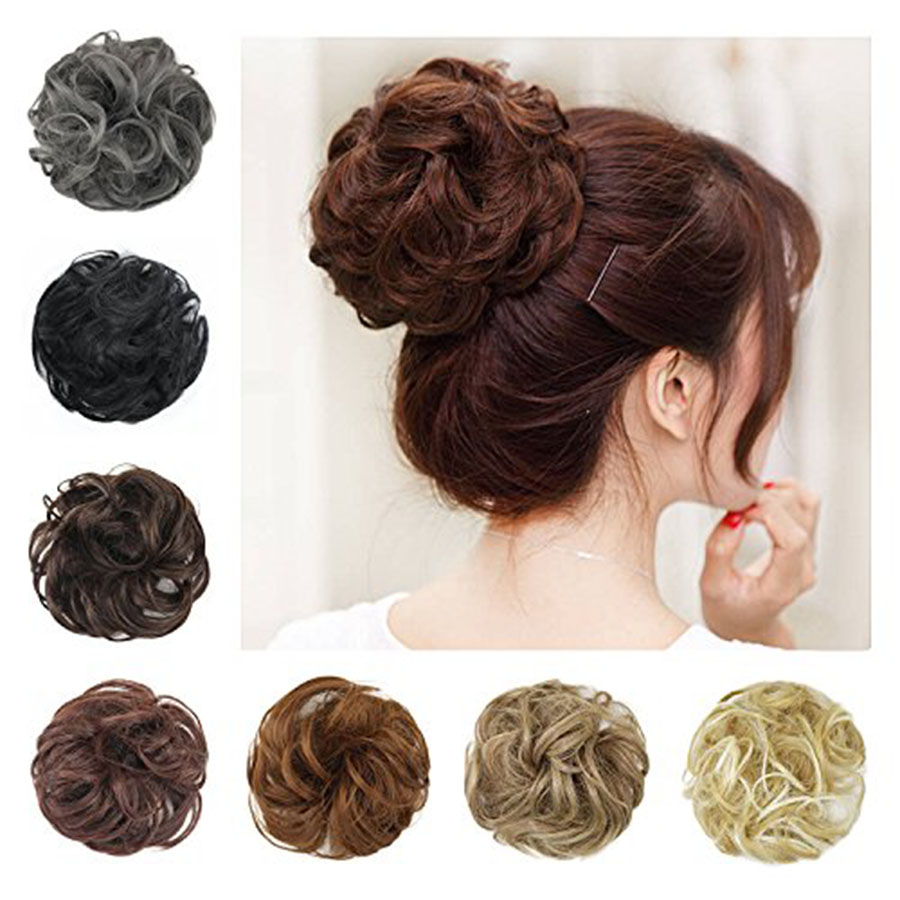 Rubber Strip Women For Wig Contracting Out High Temperature Resistant Synthetic Curls Hair Accessories Headwear