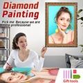Custom diamond painting, DIY, custom photos, and gifts