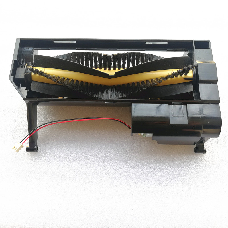 Original Main Roller Brush Motor + Main Brush For ILIFE V7S Pro Ilife V7s V7 Robot Vacuum Cleaner Parts Replacement Kit