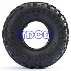 "Image 3 - 4pcs 1.9"" Super Swamper Rocks Tyre Tires 7035 For RC 1/10 Climbing Rock Crawler"