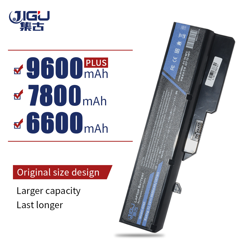 JIGU 9Cells Laptop Battery For <font><b>Lenovo</b></font> IdeaPad B470 V470 B570 V300 V360 V370 Z470 <font><b>Z560</b></font> Z570 Z575 Z565 Z475 Z465 V470A image