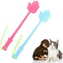 цена Pet Dog Cat Training Love Card Pet Dog Repeller Training Device Trainer Anti Barking Plastic Dog Training Palm Training Dog Toys онлайн в 2017 году