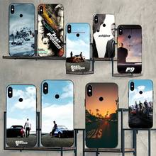 Fast And Furious Moive 7 Phone Case For Xiaomi Mi Redmi Note 7 8 9 pro 8T 9T 9S 9A 10 Lite pro