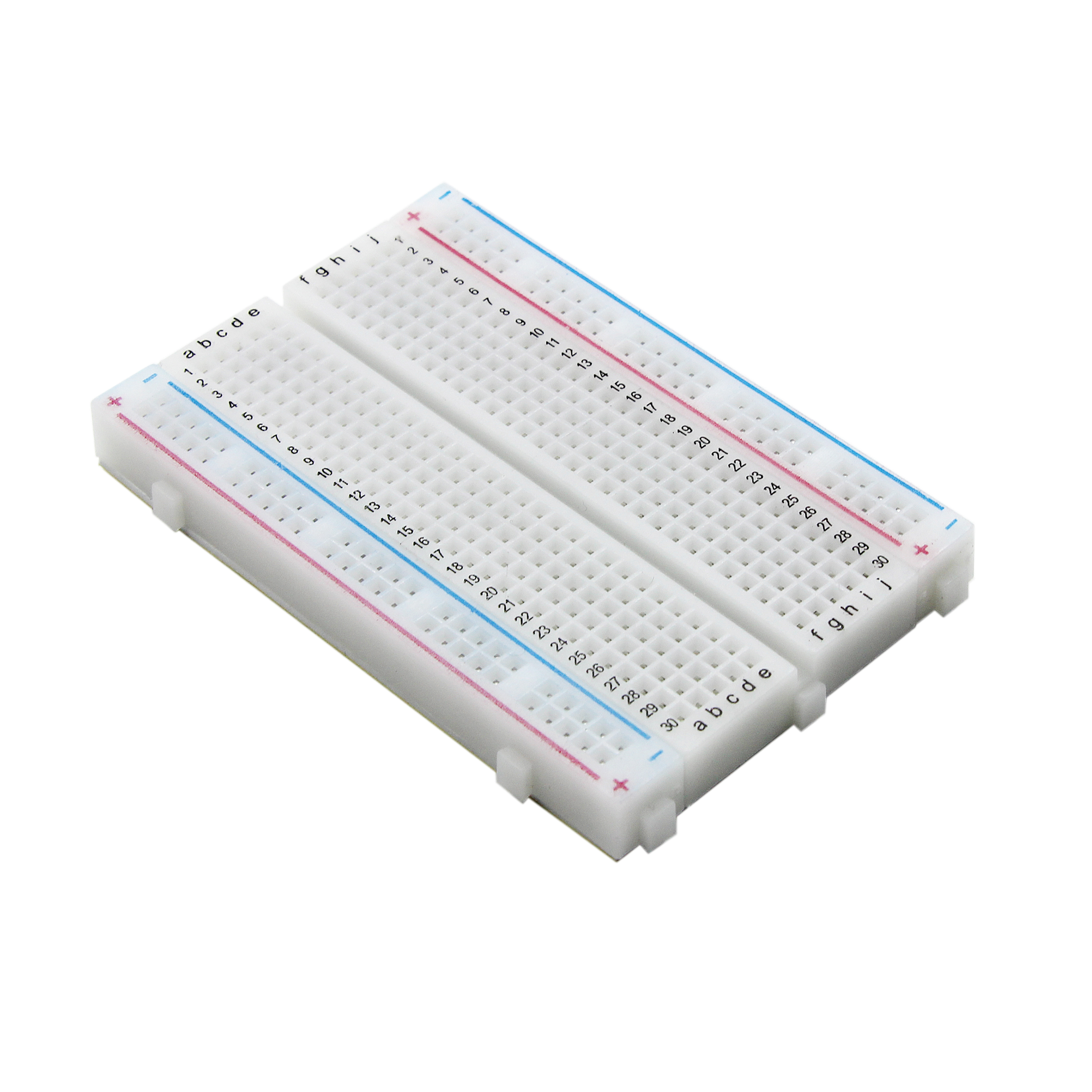 1//5//10PCS Universal Clear Solderless Breadboard Contacts Tie-points 400 Points