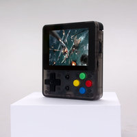 Coolbaby LDK Game 2.6inch Open Source Handheld 64 a Palm Slot Machine Compatible with GBA \ GB \ CPS Many Kinds of Format