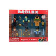 Legends of ROBLOX Six Figure Pack 7cm Model Dolls Boys Children Toys jugetes Figurines Collection Figuras Christmas Gift for Kid