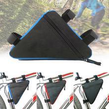 Triangle Bike Frame Bag with ZipPouch  bicycle Water Bottle bags Cycling  mtb road Front Tube bag Frame Pouch Bike accessorie rockbros tool bicycle bag rainproof cycling riding bike bag portable mtb road bike water bottle cycling bag bike accessories