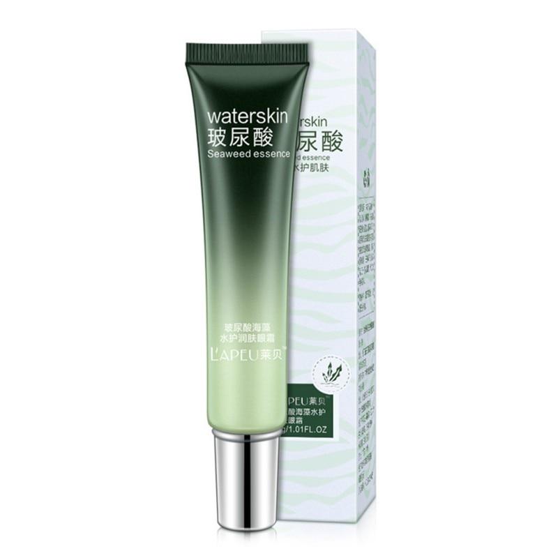 Seaweed Hyaluronic Acid Eye Cream Moisturizing Remove Dark Circles Eye Bags Eye Care Cream DQ49