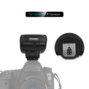 Image 4 - YONGNUO YN560 TX PRO 2.4Gกล้องแฟลชไร้สายสำหรับCanonกล้องDSLR YN862/YN968/YN200/YN560 Speedlite