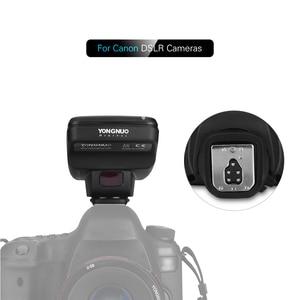 Image 4 - YONGNUO YN560 TX PRO 2.4G On fotocamera Flash Trigger Trasmettitore Senza Fili per Canon Nikon DSLR Macchina Fotografica YN862/YN968 /YN200 Speedlite