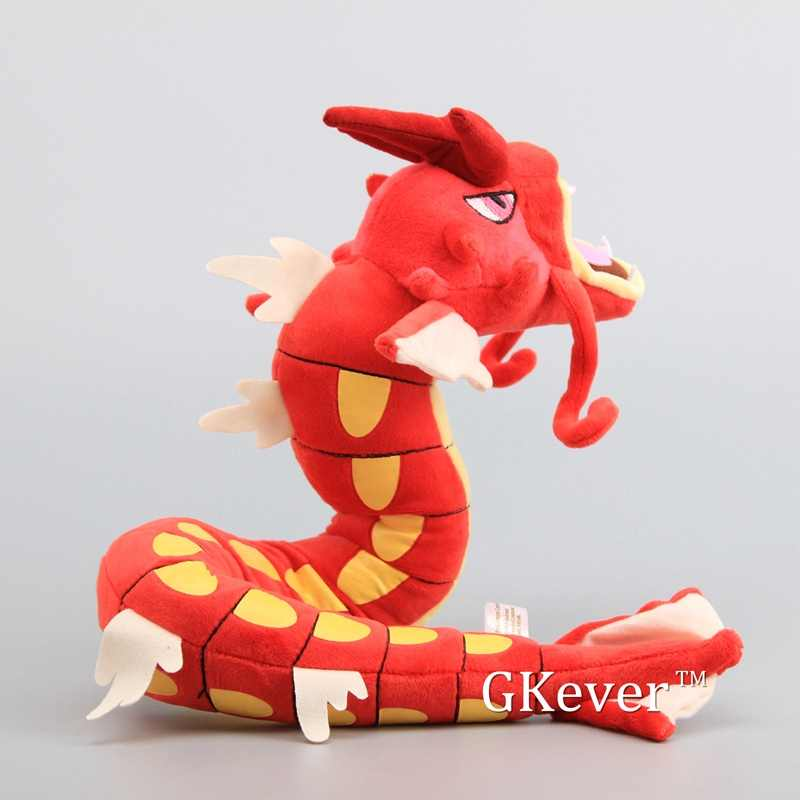"62 cm אנימה מבריק Gyarados בפלאש צעצועי בובת Peluche Cartoon פיקאצ 'ו Gengar פסידק כנ""ל סדרת צעצוע תינוק ילדים יום הולדת מתנה"