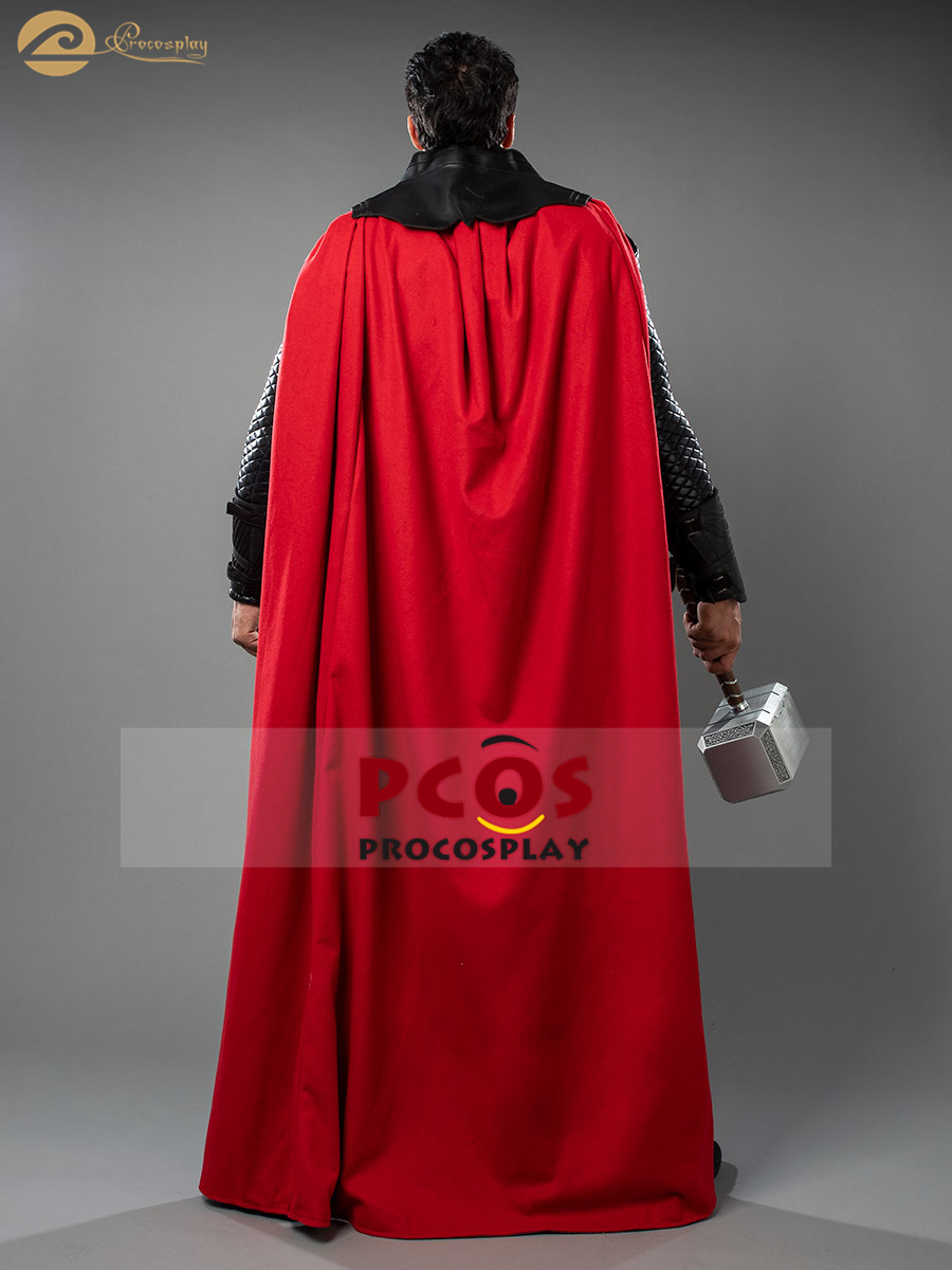 Infinity War Thor Odinson Cosplay Shoes Thor Roleplay Boots Avengers III