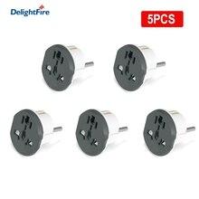 New Style EU Plug Adapter Converter Universal Socket High Quality Wall Socket AC 16A  250V  AU US UK CN To EU Travel Adapter