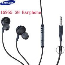 Samsung akg eo ig955 fones de ouvido 3.5mm/tipo c in-ear mic fone de ouvido com fio para samsung galaxy note10 s10 s9 s8 s7 s6 huawei smartphone