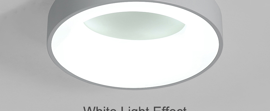 H4f6a43827b72479482feda87be10c89fL Round Modern Led Ceiling Lights For Living Room Bedroom Study Room Dimmable+RC Ceiling Lamp Fixtures