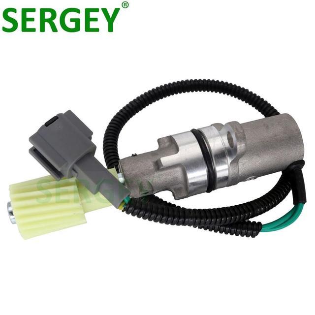 SERGEY otomatik hız ölçer sensörü 2501074P01 SU4647 SC64 25010 74P01 5S4793 NISSAN NAVARA için D21 D22 YD25 Pathfinder Pickup
