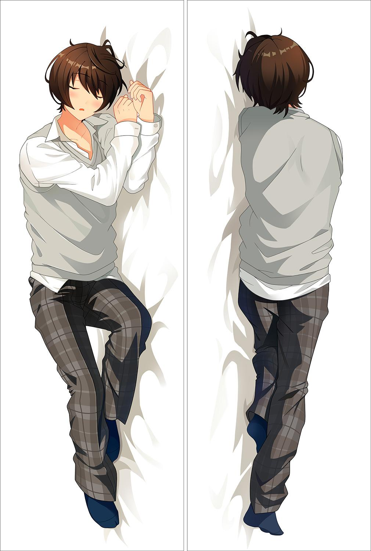 黑獸 Kuroinu Olga Discordia Dakimakura Anime Hugging Body Pillow Case Cover