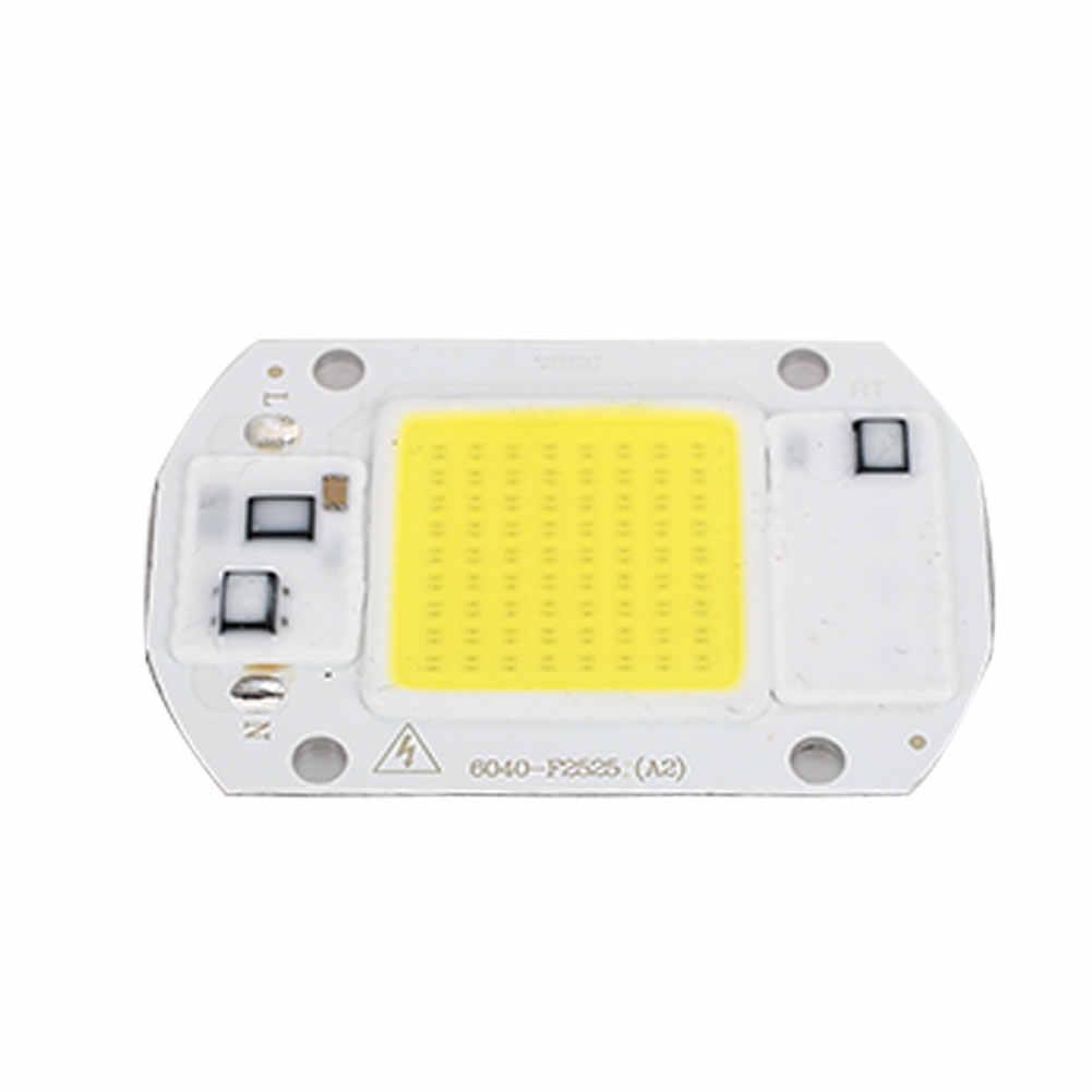 COB чип светильник COB светильник источник напольный светильник s Точечный светильник интегрированный DIY 20 Вт Объектив Отражатель 1 комплект высокая яркость AC110V/220 V