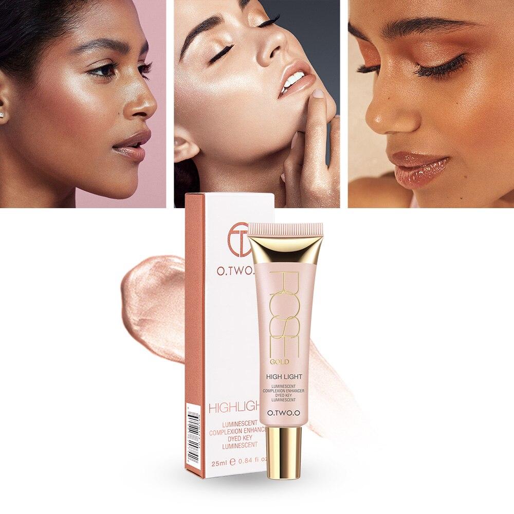 O.TWO.O Professional Make Up Base Foundation Primer Makeup Cream Sunscreen Moisturizing Oil Control Face Primer Pore Cosmetics