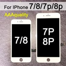 Vervanging Voor Iphone 7 Lcd scherm Digitizer Vergadering Met Touch Voor Iphone 7 Plus Lcd Voor Iphone 8 Lcd voor Iphone 8P