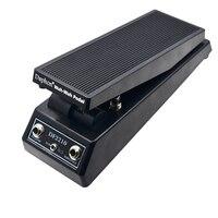 Daphon DF2210 Guitar Wah Wah Pedal For Electric Guitar Players DJ Pedal Power Converter Effect Pedal Plug Electric Guitar Tones