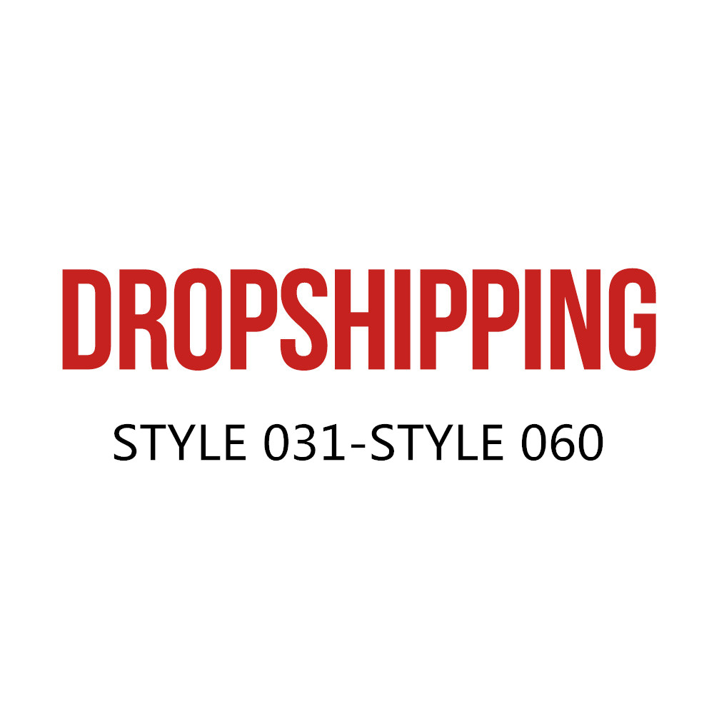 US DROP SHIP LINK ADULT STYLE31- STYLE60
