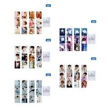 12Pcs/Set KPOP NU'EST Team Album The Table Mini Photo PVC Self Made LOMO Card Photocard Regular-Irregular Cards Girls Favors