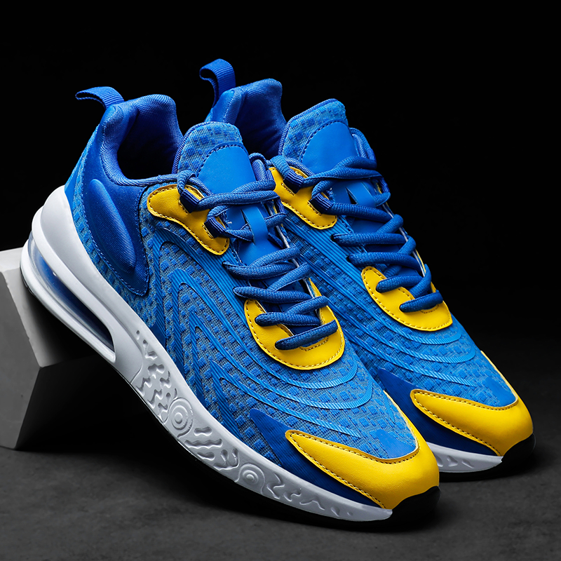 TPU Sneakers Fashion Outdoor Mens Color High Quality Brand Bandage Breathable Running Shoes Mesh Soft Letters Tennis Mens Shoes