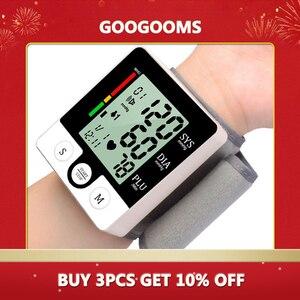 Image 1 - Russische Voice Pols Tonometer Medische Apparatuur Bloeddrukmeter Apparaat Voor Meten Druk Apparaat