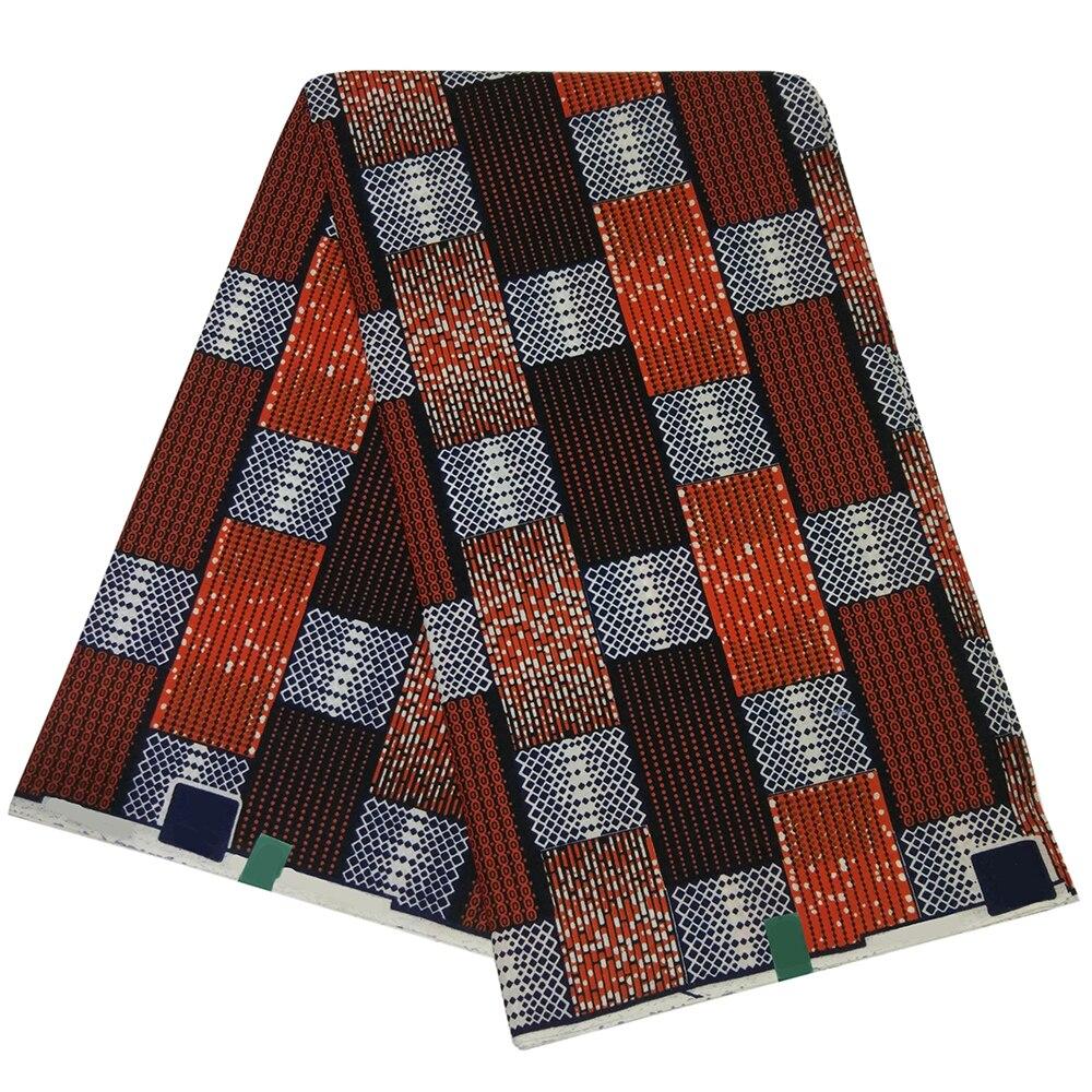 2019 African Nigaria Ankara Wax Nederland Guaranteed High Quality African Pagne Wax Printed Fabric