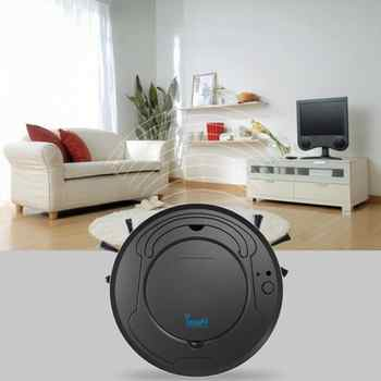 Intelligent Sweeping Robot Vacuum Cleaner Home Charging Three In One Sweeping Robot Professional Life Good Helper - DISCOUNT ITEM  20% OFF All Category
