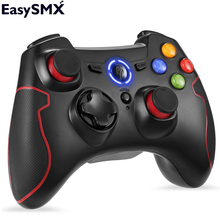 EasySMX ESM 9013 Wireless Gamepad Joystick For PC Xiaomi Mi TV Box S Game Controller Gamepad For PC Android TV Box Phone PS3