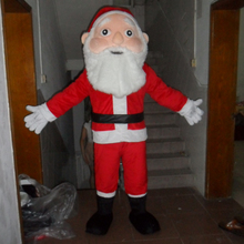 Santa Claus mascot costume Santa Claus party costume carnival costume Santa Claus costume thomas nelson page a captured santa claus